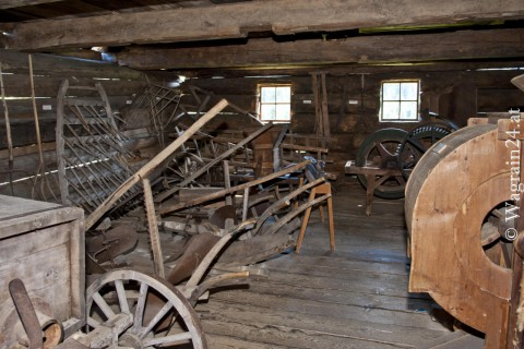 Foto Bauernhofmuseum Innenaufnahme Wagrain