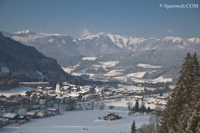 Foto - Eben im Pongau - Winteransicht