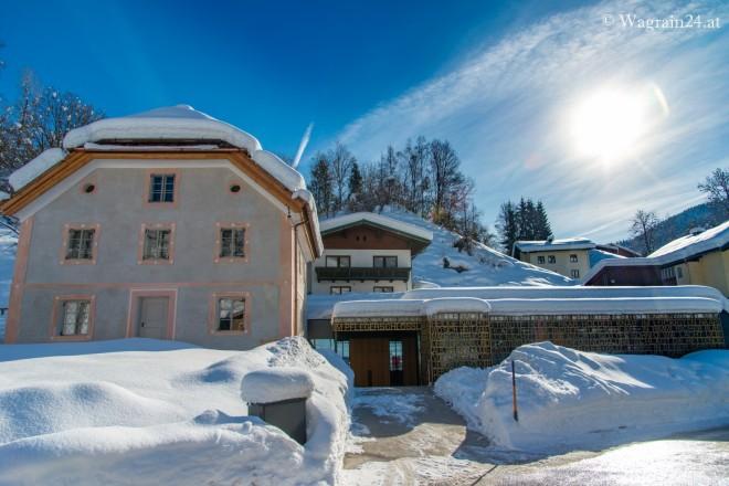 Foto - Pflegerschlössl - Stille Nacht Museum im Winter